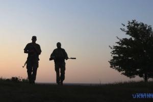 Окупанти на Донбасі 14 разів обстріляли позиції ЗСУ, втрат немає