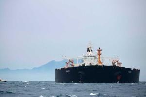 США видали ордер на арешт іранського нафтового супертанкера