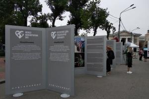 В Киеве открылась фотовыставка ко Всемирному дню гуманитарной помощи