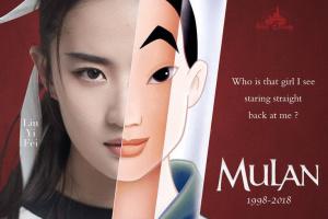 """У Гонконзі закликали бойкотувати рімейк """"Мулан"""""""