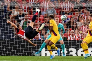 «Барселона» стартувала в Ла Лізі з поразки від «Атлетика»
