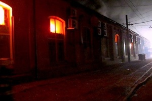 Tragödie in Odessa: Acht Menschen fallen Hotelbrand zum Opfer
