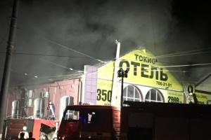 Selenskyj: Für Tragödie in Odessa trägt auch Hotelbesitzer die Konsequenzen