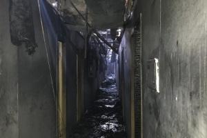 """Кількість жертв пожежі в """"Токіо Стар"""" зросла до дев'яти"""