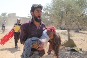 У Сирії авіація Асада знову завдала удару по Ідлібу - шестеро загиблих