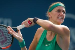 Квітова знялася з тенісного турніру у Бронксі, але хоче зіграти на US Open