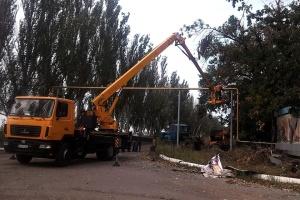 На Донеччині відремонтували газопровід, пошкоджений обстрілами окупантів