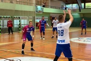 Гандбол: «Мотор» виграв чотири спаринги з п'яти у Словенії
