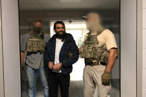 """""""Інтернет-наркокороля""""успішно екстрадували до Ізраїлю та видали компетентним органам"""