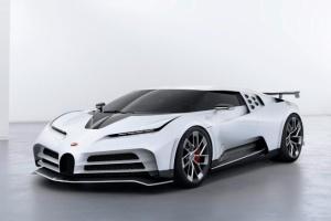 Bugatti представила новый гиперкар за $9 миллионов