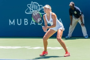 Надія Кіченок програла у фіналі кваліфікації на турнірі WTA в Нью-Йорку