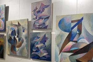 У Празі презентують роботи українського художника Міловзорова