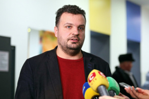 Head of Ukrainian State Film Agency resigns