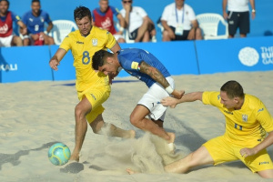 Пляжний футбол: визначився остаточний склад учасників Суперфіналу Євроліги-2019