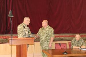 Особовому складу Сухопутних військ представили нового командувача