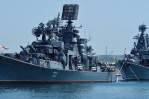 Росія проводить у Криму військово-штабні навчання