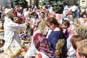 Сегодня мы отмечаем один из самых больших праздников Церкви Христовой