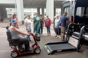 «Соціальне таксі» отримала вже п'ята тергромада на Житомирщині