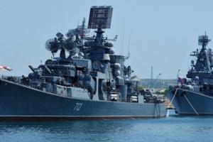 Rusia realiza ejercicios de mando y personal en la Crimea ocupada