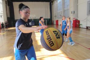 Холопов: Задача сборной по баскетболу 3х3 - напрямую отобраться на Олимпиаду-2020