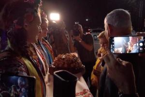 Хлеб и жена Нетаньяху