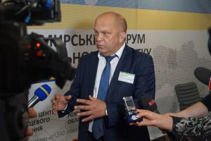 Василь Невмержицький, директор Житомирського ЦРМС