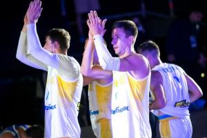 Став відомий розклад матчів збірних України на ЧЄ-2019 з баскетболу 3х3