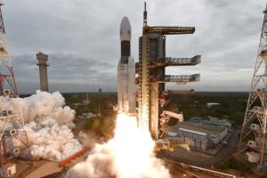 Индийская станция Chandrayaan-2 вышла на орбиту Луны