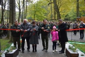 Єдиний в Україні Лісівничий молодіжний центр прозвітував про свої здобутки