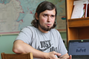 Алексей Марущак, герпетолог