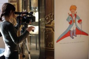 """У Швейцарії знайшли ескізи до """"Маленького принца"""""""
