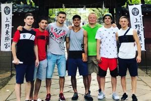Українські дзюдоїсти в Токіо готуються до старту на ЧС-2019