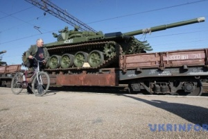 Russia actively supplying weapons and munitions to Donbas by rail