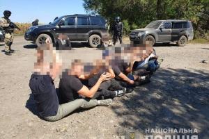 За попытку рейдерского захвата предприятия на Харьковщине полиция задержала 15 человек