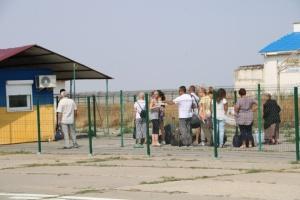 Запуск обновленных КПВВ на админгранице с Крымом запланирован на 15 ноября