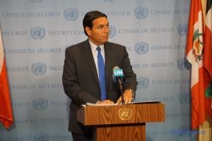 Ständiger Vertreter Israels bei UN dankt der Ukraine für Empfang von Netanjahu