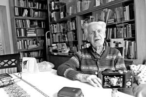 У Словаччині не стало письменника, україніста Миколи Неврлого