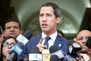 Гуайдо - против российских военных кораблей в водах Венесуэлы