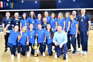 Єгіазаров назвав склад жіночої збірної України на волейбольний Євро-2019