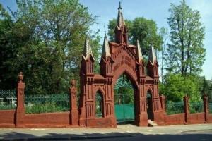 КМДА заборонила заміну огорожі на Байковому кладовищі до надання проєкту