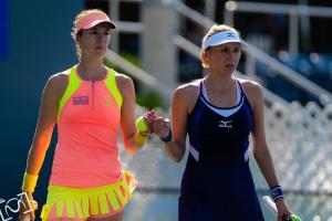 Людмила Кіченок зупинилася в 1/4 парного фіналу турніру WTA в Бронксі