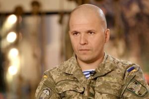 Генерал-майора Мойсюка назначили командующим Десантно-штурмовых войск ВСУ