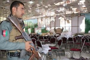 Количество жертв теракта на свадьбе в Кабуле возросло до 80