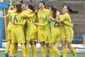 Жіноча збірна України WU19 з футболу вдруге перемогла в гостях румунок