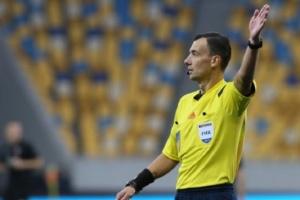 Українські арбітри працюватимуть на матчі Ліги Європи в Казахстані