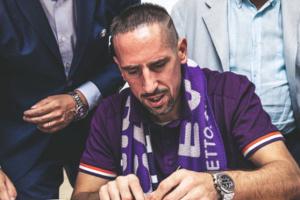 """Італійська """"Фіорентина"""" підписала 36-річного ексгравця """"Баварії"""" Рібері"""