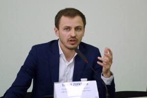 Иван Лукерья, эксперт Центрального офиса реформ при Минрегионе