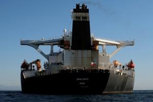 Греція закрила порт для іранського танкера, який підозрюють у контрабанді нафти в Сирію