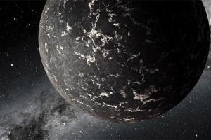 Астрономы обнаружили аналог Земли, но без атмосферы