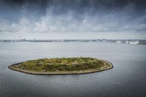 В Дании откроют искусственный остров исключительно для молодежи